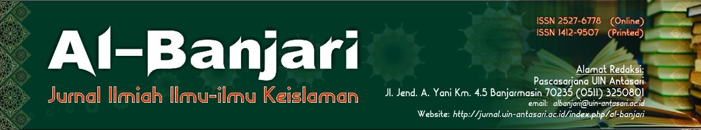 Al-Banjari : Jurnal Ilmiah Ilmu-Ilmu Keislaman